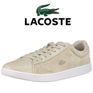 Lacoste Women's Athletic Sneaker/Tennis Shoe white